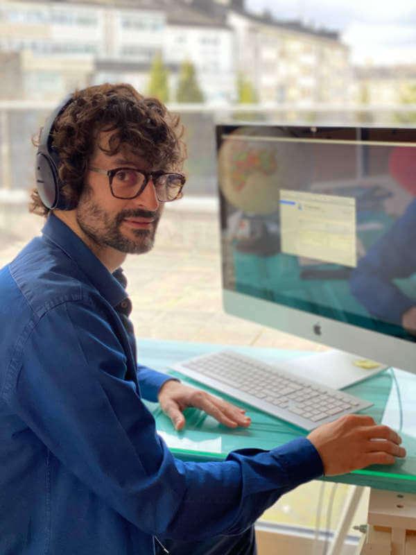 Imagen pequeña de Saúl Vérez páginas web en Lugo