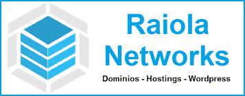 crea tu web con Raiola Networks